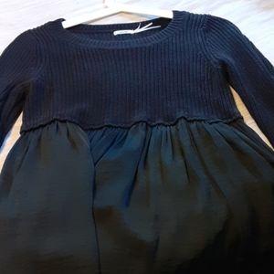 Urban Outfitters /Kimchi Blue peplum sweater